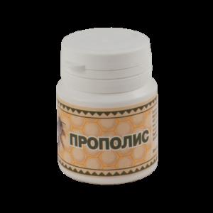 Прополис, 30 табл.*500 мг (Урал)