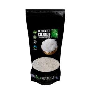 Стружка кокосовая кондитерская FINE, 250 г (Econutrena)