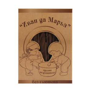 Лапша гречневая безглютеновая, 250 (Иван да Марья)