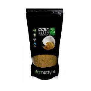 Сахар кокосовый органический, 250 г (Econutrena)