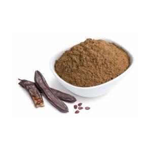 Кэроб слабая обжарка, 200 г (Econutrena)