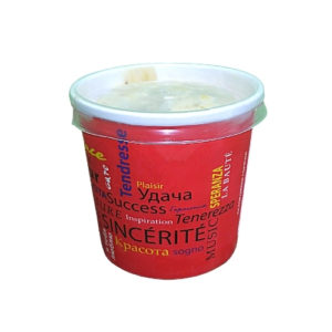 Мороженое на кокосовом молоке Манго-банан, 160 г (Crazy roll)