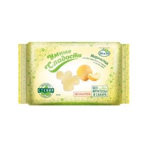 Мармелад без сахара со вкусом дыни, 200 г (Умные сладости)