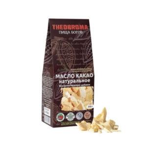 Какао-масло натуральное, 250 г (Пища Богов)