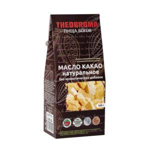 Какао-масло натуральное, 100 г (Пища Богов)