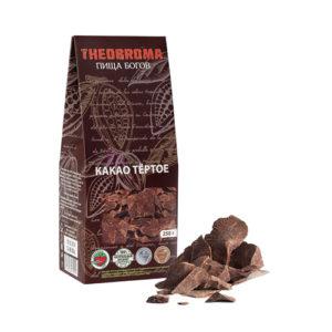 Какао тёртое, 250 г (Пища Богов)