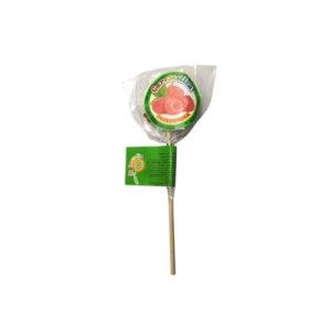 Карамель без сахара Полезнушка малина и ежевика, 7 г (Caramelica)