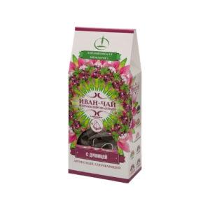 Иван-чай ферментированный с душицей пирамидки, 30 г (Емельяновская биофабрика)