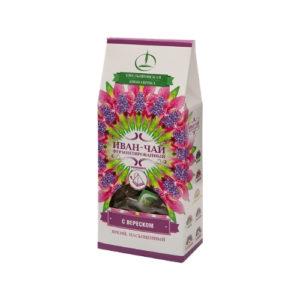 Иван-чай ферментированный с вереском пирамидки, 30 г (Емельяновская биофабрика)