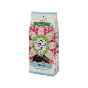 Иван-чай ферментированный с таволгой пирамидки, 30 г (Емельяновская биофабрика)