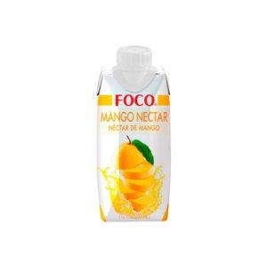Нектар манго, 330 мл (Foco)