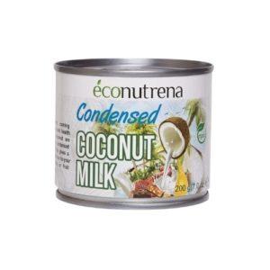 Сгущённое кокосовое молоко, 200 мл (Econutrena)