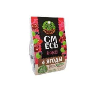 Цукаты 4 ягоды, 70 г (Псковские цукаты)