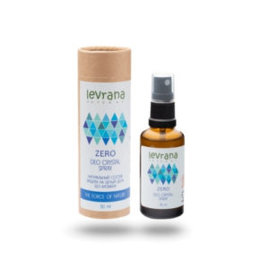 Дезодорант-спрей без запаха, 50 г (Levrana)