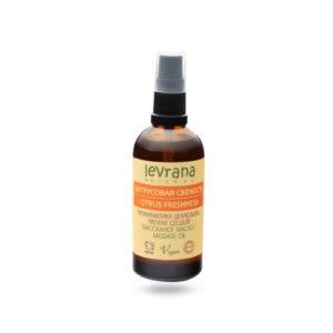 Массажное масло Цитрусовая свежесть, 100 мл (Levrana)