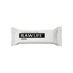 Батончик орехово-фруктовый Кокос, 47 г (R.A.W. Life)