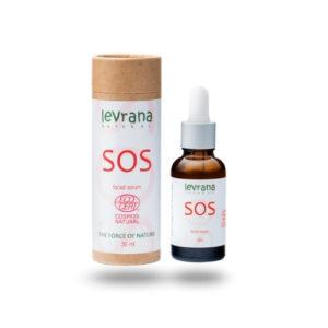Сыворотка для лица SOS, 30 мл (Levrana)