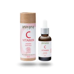 Сыворотка для лица Витамин C, 30 мл (Levrana)