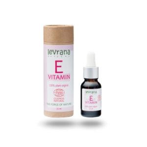 Сыворотка для лица Витамин E, 15 мл (Levrana)