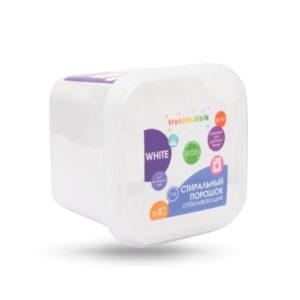 Стиральный порошок Отбеливающий, 1 кг (Freshbubble)
