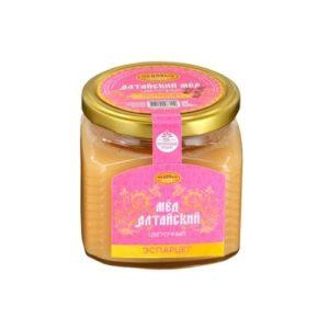 Мёд алтайский эспарцетовый, 500 г (Медовый край)
