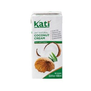 Сливки кокосовые, 1 л (Kati)