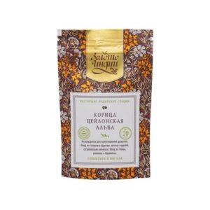 Корица в палочках Альба Ceylon Cinnamon Alba Grades 3, 20 г (Золото Индии)