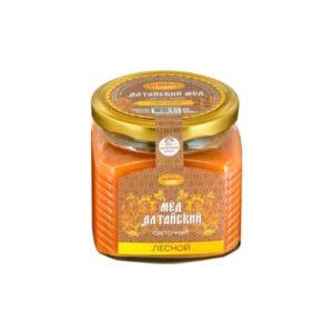 Мёд алтайский Лесной, 500 г (Медовый край)