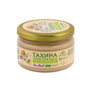 Тахина кунжутная паста, 200 г (Полезные продукты)