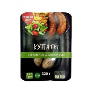 Купаты вегетарианские, 320 г (Vego)