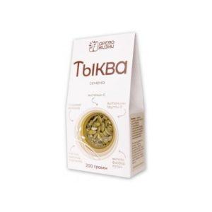 Семена тыквы, 200 г (Древо жизни)