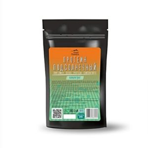 Протеин подсолнечный концентрат, 200 г (Дары Памира)
