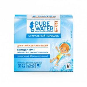Стиральный порошок для детского белья, 800 г (Pure Water)