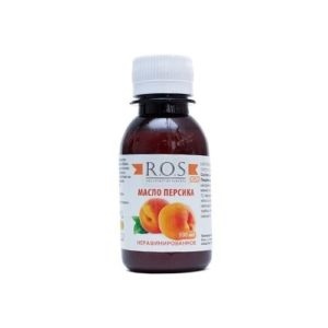 Масло персика, 100 мл (Рось)