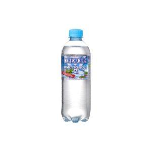 Вода минеральная газ. «Сенежская+кислород» 0,5 л