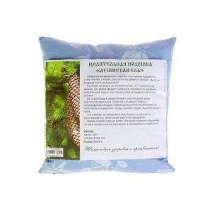 Подушка целительная Душистая ель, 29*30 см (ИП Киселёва)