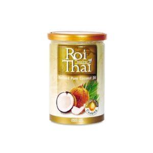 Кокосовое масло рафинированное, 600 мл (Roi Thai)