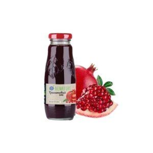 Гранатовый сок прямого отжима 100%, 200 мл (Buta)