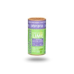 Твёрдый дезодорант Лайм, 75 г (Levrana)