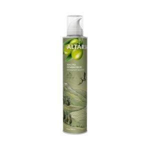 Масло-спрей оливковое нерафинированное, 250 мл (Altaria)