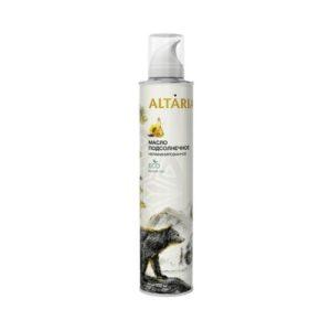 Масло-спрей подсолнечное нерафинированное, 250 мл (Altaria)