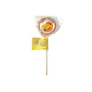 Карамель без сахара ЭтоМожно апельсин, 7 г (Caramelica)