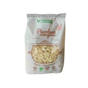 Макароны рисовые безглютеновые, 250 г (Диетика)